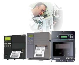sato printer repair