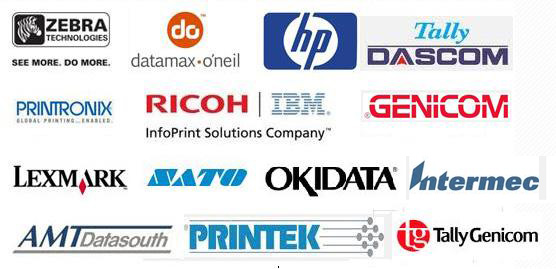 printer service contract brands
