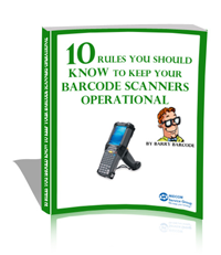 Barcode Scanner Ebook