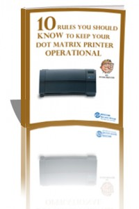 Dot Matrix Printer Ebook Download