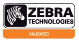 Zebra Validated Logo