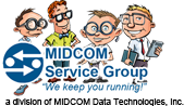 MIDCOM Service Group logo