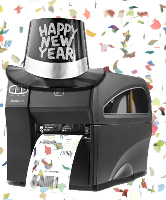 new year thermal printer