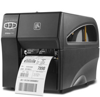 Zebra industrial printer sales