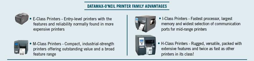 datamax-oneil-printers